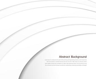 Vector sfondo astratto bianco. e la striscia