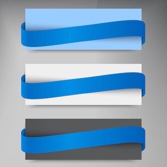 Vector sfondo astratto. Colore dell'etichetta