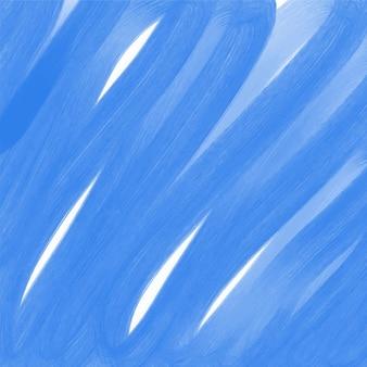 Vettore di sfondo acquerello blu