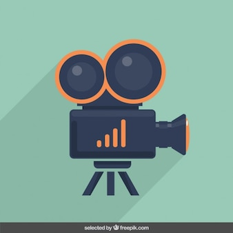 Videocamera illustrazione