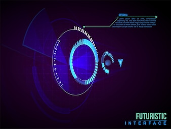 Visualizzazione delle informazioni banner science infographics