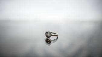 Achtergrond engagement elegante cadeau liefde accessoire