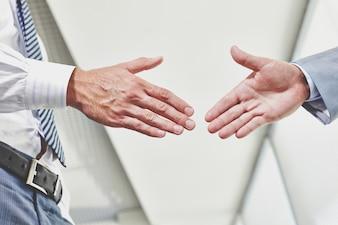 Afwerking tot een vergadering