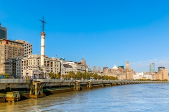 Architectuur steeg weg europese china nostalgie