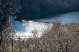 Artifieke waterval
