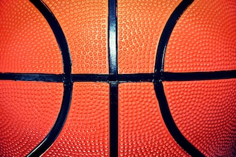 Basketbalbal.