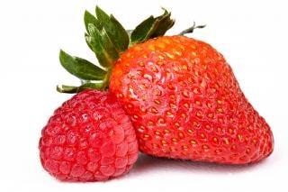 Berry mix frambozen