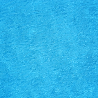 Blauwe rippled water achtergrond