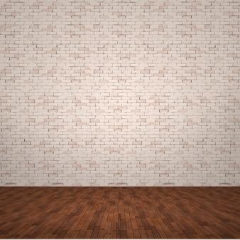Brick stonewall