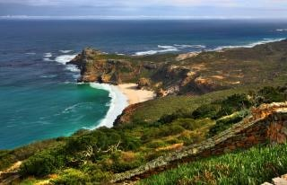 Cape Point hdr kust