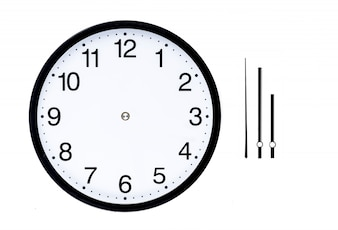 Clock zonder handen