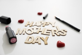 De dag van de leuke moeder arrangement