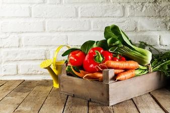 Dieet tafel seizoen voeding gezond