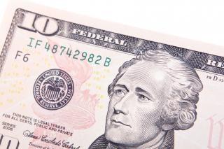 Dollar voorraad
