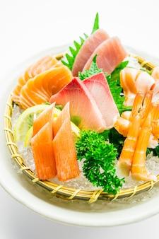 Gemengde sashimi set