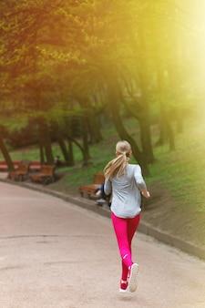 Gewicht natuur openlucht persoon run