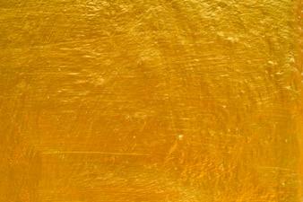 Gouden muurachtergrond