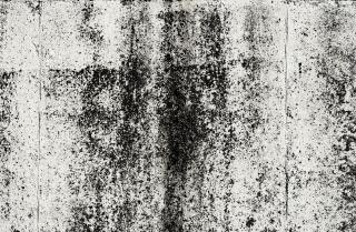 Grunge betonnen muur vuil