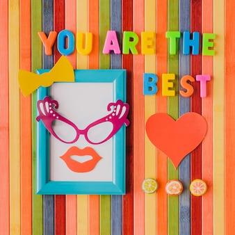 Je bent het beste voor ladys