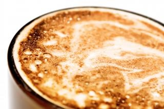 Koffie heerlijk