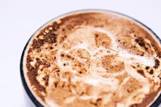 Koffie schotel