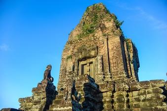 Maya-ruïnes empire