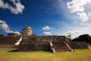 Mayan observatorium