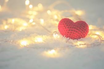Mooie tekstvakantie gloeiende behang romantiek
