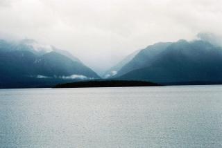 Nieuw-Zeeland, kust