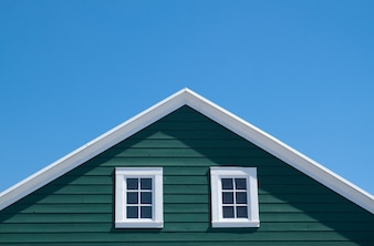 Oprijlaan bouw structuur venster familie