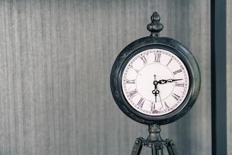 Oude vintage klok