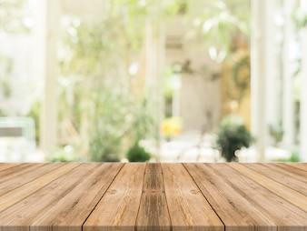 Planken met ongericht achtergrond