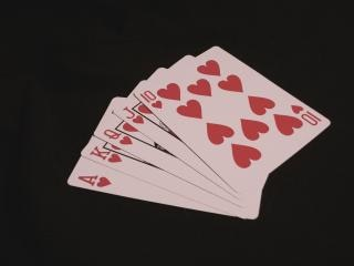 Pokeravond, spelletjes