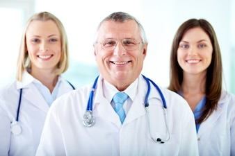 Portret ziekenhuis mannetje mensen knappe