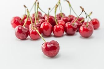 Rode blad kleur voorwerp plantkunde