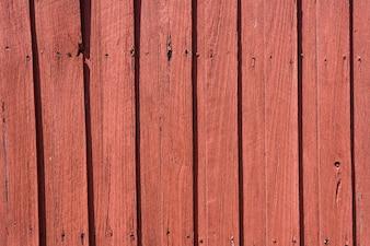Rode verticale gestreepte houten achtergrond textuur