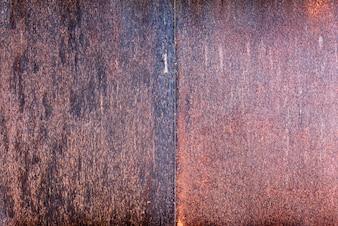 Roestige gegalvaniseerde stalen plaat textuur achtergrond
