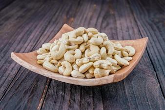 Ruwe cashew organische groep vegetarische