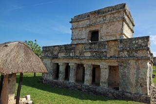 Tulum archeologie