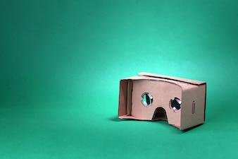 Virtuele realiteitsbril