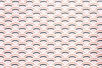Visschaal textuur van papier