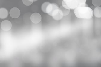 Wazig licht met bokeh abstracte achtergrond