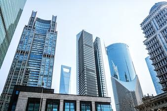 Window bedrijfsleven gebouw architectuur view