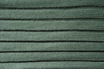 Wollen trui textuur close-up
