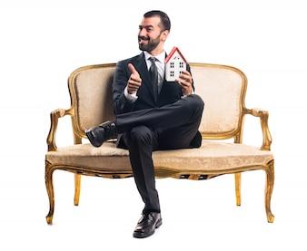 Home icoon vectoren foto 39 s en psd bestanden gratis download - Kennisgeving furniture ...
