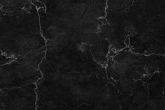 Zwarte marmer patroon textuur achtergrond. Marmer van Thailand, abstract natuurlijk marmer zwart en wit voor ontwerp.