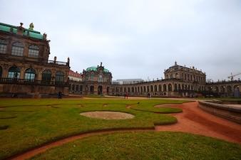 Zwinger Paleis in Dresden