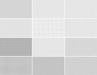20 Herhaalbare Pixel Patterns