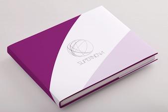 Catalogus mock up design