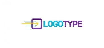 Creatief bedrijf logo template